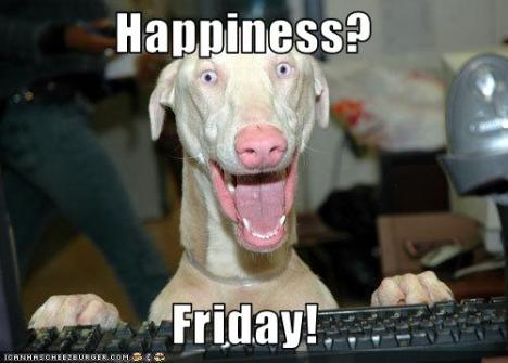 Friday Happiness